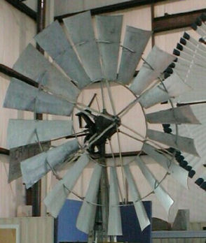 1 or more vintage 8ft Baker Monitor WB Windmill Wheel Arm Spoke
