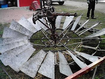 6ft Woodmanse Windmill Wheel Spoke one or more