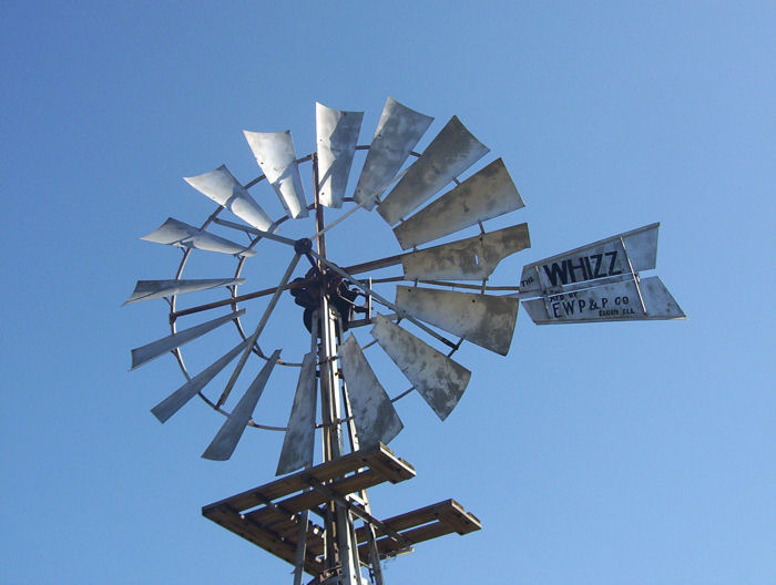 museum gallery pg iv On air motor windmill parts